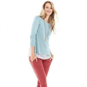 CABI Blue Sky Swing Sweater Style 5133